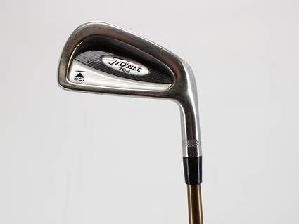 Titleist DCI 762 Single Iron 4 Iron Graphite Design Gat 95 Irons Graphite Stiff Right Handed 38.5in