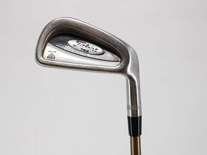 Titleist DCI 762 Single Iron 7 Iron Graphite Design Gat 95 Irons Graphite Regular Right Handed 37.0in