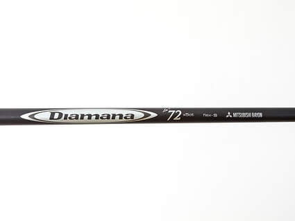Used W/ Adapter Mitsubishi Rayon Diamana D+ 72 Fairway Shaft Stiff 42.75in