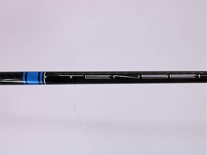 Used W/ Adapter Mitsubishi Rayon Tensei Blue Hybrid Shaft Stiff