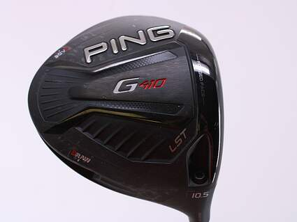 Ping G410 LS Tec Driver 10.5° ALTA CB 55 Red Graphite Senior Right Handed 45.5in