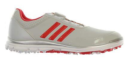 New Womens Golf Shoe Adidas Adistar Lite Boa Medium 6 Gray MSRP $110 Q44695