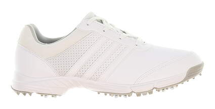 New Womens Golf Shoe Adidas Tech Response Medium 9.5 White MSRP $60 Q44708