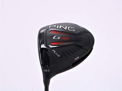 Ping G410 Plus Driver 10.5° ALTA CB 55 Red Graphite X-Stiff Left Handed 45.5in