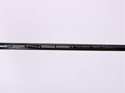Used W/ Adapter Mitsubishi Rayon Tensei Blue Hybrid Shaft Stiff 41.5in
