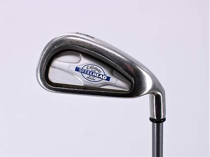Callaway X-14 Single Iron 6 Iron Callaway BB stealhead Graphite Regular Right Handed 37.5in