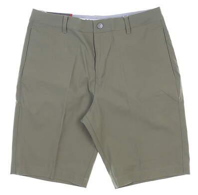 New Mens Puma Jackpot Shorts 32 Deep Lichen Green MSRP $70 578182