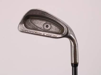 Ping Eye 2 Single Iron 3 Iron Stock Graphite Shaft Graphite Regular Right Handed Black Dot 39.5in