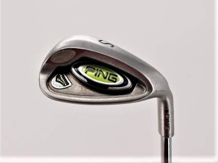 Ping Rapture Wedge Sand SW Stock Steel Shaft Steel Wedge Flex Right Handed Black Dot 35.25in