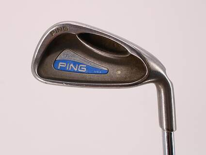 Ping G2 Single Iron 6 Iron True Temper Steel Regular Right Handed White Dot 37.75in
