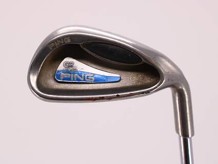 Ping G2 Single Iron Pitching Wedge PW 47° Stock Steel Shaft Steel Regular Right Handed 36.25in