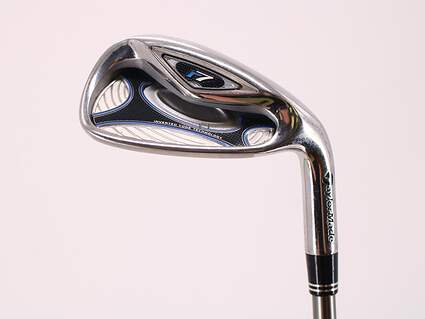 TaylorMade R7 Single Iron Pitching Wedge PW TM Reax 55 Graphite Ladies Right Handed 34.75in