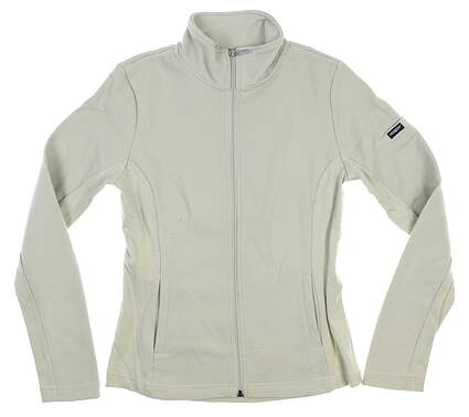 New Womens Straight Down Swing Golf Jacket Small S Sage MSRP $104 W60118