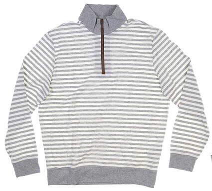 New Mens Ralph Lauren The Biltmore 1/4 Zip Pullover Medium M Multi MSRP $128