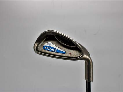 Ping G2 Single Iron 7 Iron Ping TFC 100I Graphite Regular Right Handed Red dot 36.0in