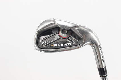 TaylorMade Burner 2.0 HP Single Iron 8 Iron TM Burner 2.0 85 Steel Regular Right Handed 36.5in