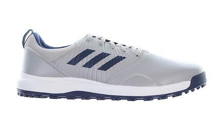 New Mens Golf Shoe Adidas CP Traxion Spikeless Medium 9.5 Gray MSRP $80 EE9206