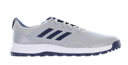 New Mens Golf Shoe Adidas CP Traxion Spikeless Medium 11 Gray MSRP $80 EF0688