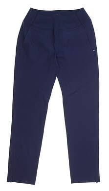 New Womens Puma PWRSHAPE Golf Pants Small S Peacoat MSRP $70 595859 04