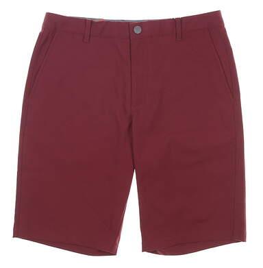 New Mens Puma Jackpot Shorts 32 Zinfandel MSRP $65 599246 09