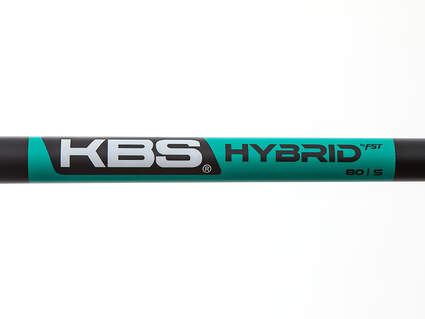Used W/ Adapter KBS Tour Graphite Hybrid Prototype Hybrid Shaft Stiff 38.75in