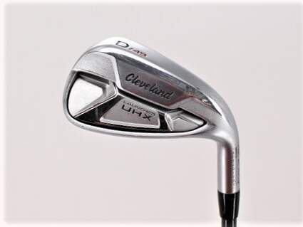 Cleveland Launcher UHX Wedge Pitching Wedge PW 49° Stock Graphite Shaft Graphite Senior Right Handed 35.25in
