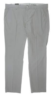 New Mens Adidas Pants 42 x30 Gray MSRP $80 DQ2200