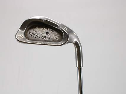 Ping Zing Single Iron 8 Iron Ping JZ Steel Stiff Right Handed Black Dot 36.25in