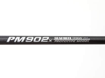 Pull Graphite Design PM Series 902 Driver Shaft Prototype Model X-Stiff 43.75in