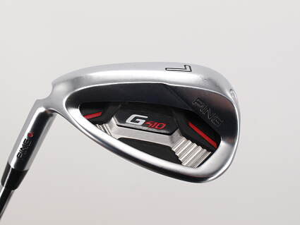 Ping G410 Wedge Lob LW Ping Z-Z65 Steel Stiff Left Handed Red dot 35.25in