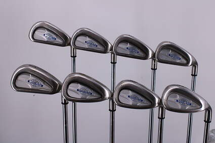 Callaway X-14 Iron Set 3-PW Callaway Steelhead Steel Regular Right Handed 38.0in
