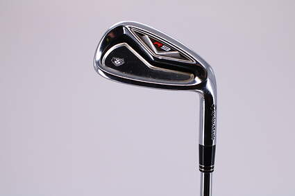 TaylorMade R9 Single Iron Pitching Wedge PW FST KBS Tour Steel Stiff Right Handed 35.5in