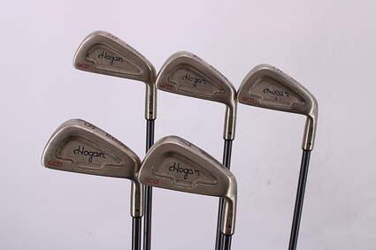 Ben Hogan Edge GCD Iron Set 3-7 Iron Stock Graphite Shaft Graphite Regular Right Handed 36.75in