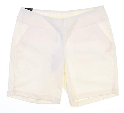 New Womens Under Armour Golf Shorts X-Large XL White MSRP $75 UW6679