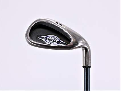 Callaway 2002 Big Bertha Single Iron 8 Iron Callaway RCH 65i Graphite Ladies Right Handed 35.25in