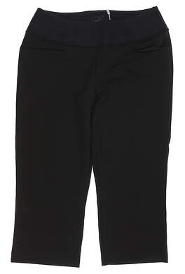 New Womens Puma PWRSHAPE Capris X-Large XL Black MSRP $75 574624 03