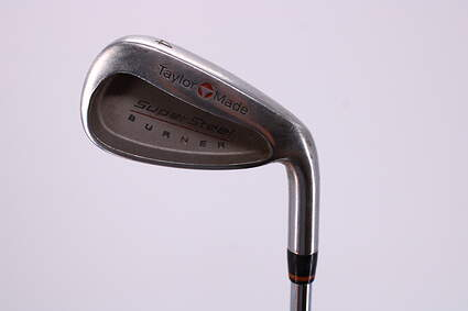 TaylorMade Supersteel Single Iron 4 Iron TM Riffle Precision S-90 Steel Stiff Right Handed 38.25in