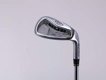TaylorMade Rac LT 2005 Single Iron 8 Iron Rifle Flighted 5.5 Steel Stiff Right Handed 36.5in
