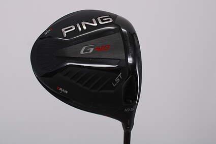 Ping G410 LS Tec Driver 10.5° Fujikura ATMOS 6 Black Graphite Regular Right Handed 45.25in