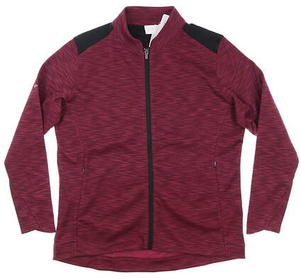 New Womens Ping Jacket Large L Grape MSRP $120 P93438