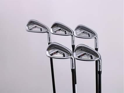 Ping I25 Iron Set 6-PW Ping TFC 189i Graphite Stiff Right Handed White Dot 37.5in