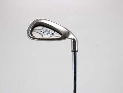 Callaway X-14 Single Iron 9 Iron Dynamic Gold Sensicore S300 Steel Stiff Right Handed 36.75in