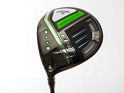 Mint Callaway EPIC Max Driver 10.5° Project X HZRDUS Smoke iM10 60 Graphite Regular Left Handed 45.75in
