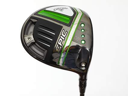 Mint Callaway EPIC Max Driver 10.5° Project X HZRDUS Smoke iM10 60 Graphite Regular Right Handed 45.5in