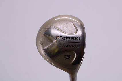 TaylorMade Ti Bubble Fairway Wood 3 Wood 3W TM Bubble Graphite Ladies Right Handed 41.75in