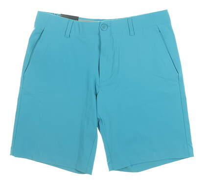 New Mens Under Armour Shorts 34 Blue MSRP $75 UM8814
