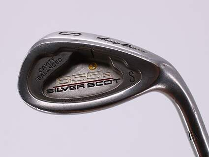 Tommy Armour 855S Silver Scot Wedge Sand SW Stock Steel Shaft Steel Stiff Right Handed 35.25in
