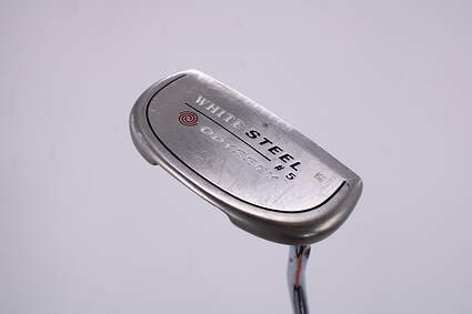 Odyssey White Steel 5 Putter Steel Right Handed 35.0in