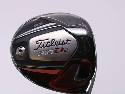 Titleist 910 D2 Driver 9.5° Project X Tour Issue 7C3 Graphite Stiff Right Handed 45.25in