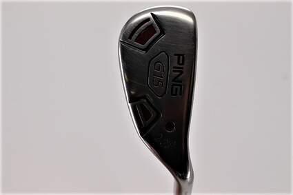 Ping G15 Hybrid 3 Hybrid 20° Aldila Serrano 85 Hybrid Graphite Stiff Right Handed 39.75in